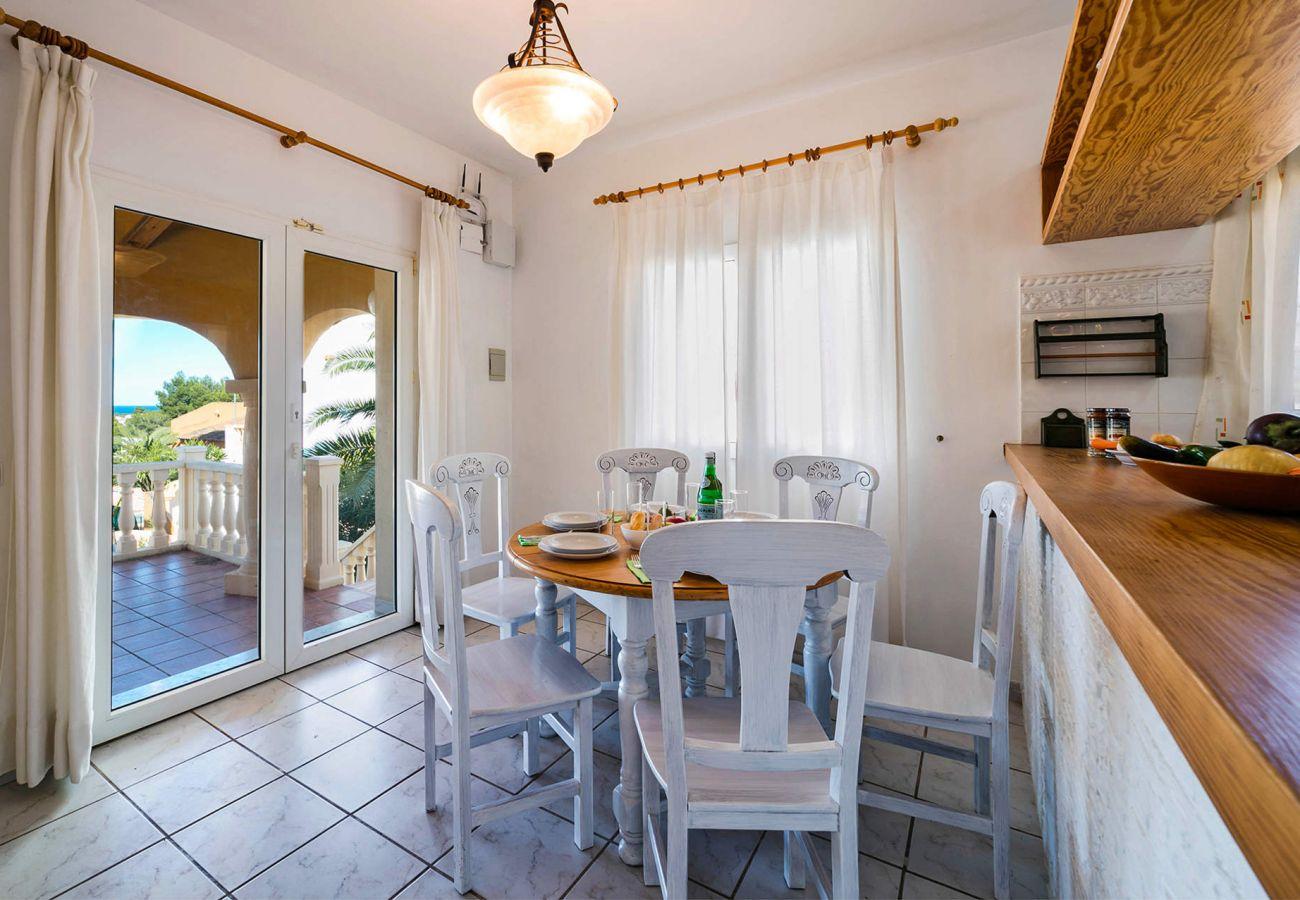 Villa in Javea - 0308 - BANANA