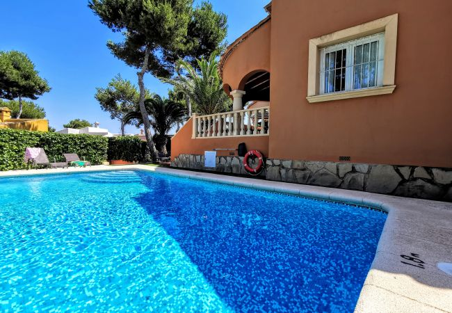 Villa/Dettached house in Javea / Xàbia - 0310 PIÑA -Monte Verde-