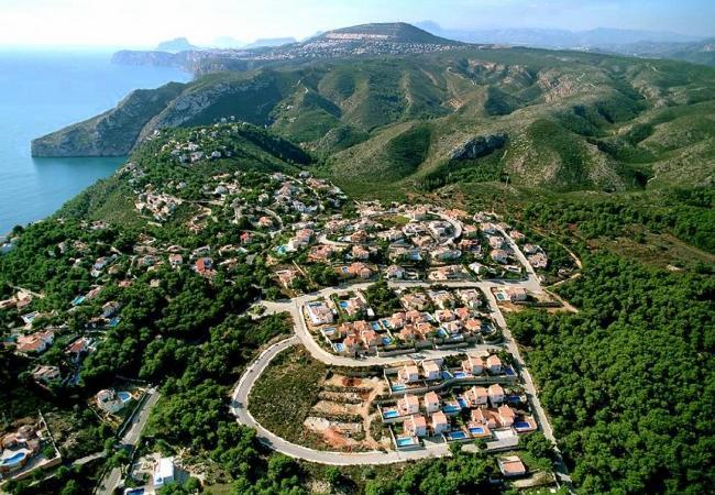 Villa in Javea - 0359 MENTA -Monte Javea-