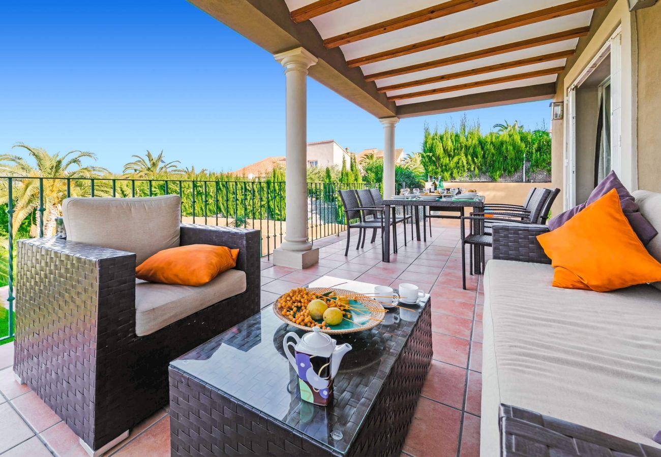 Villa in Javea - 0348 - LIMONES