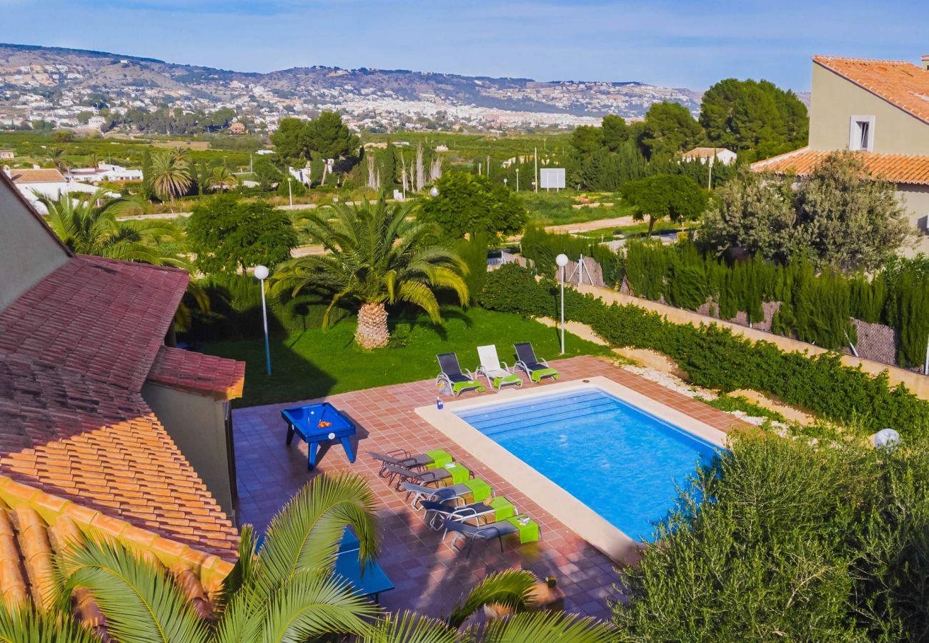 Villa in Javea - 0350 - ELEFANTE