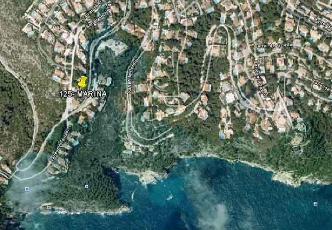 Villa in Javea - 0125 Villa La Marina