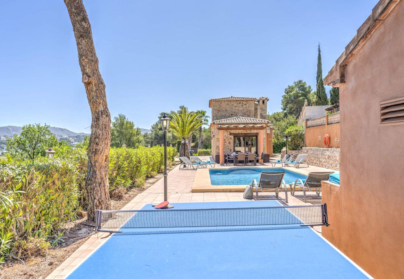 Villa in Moraira - 3382 - CAMBRA