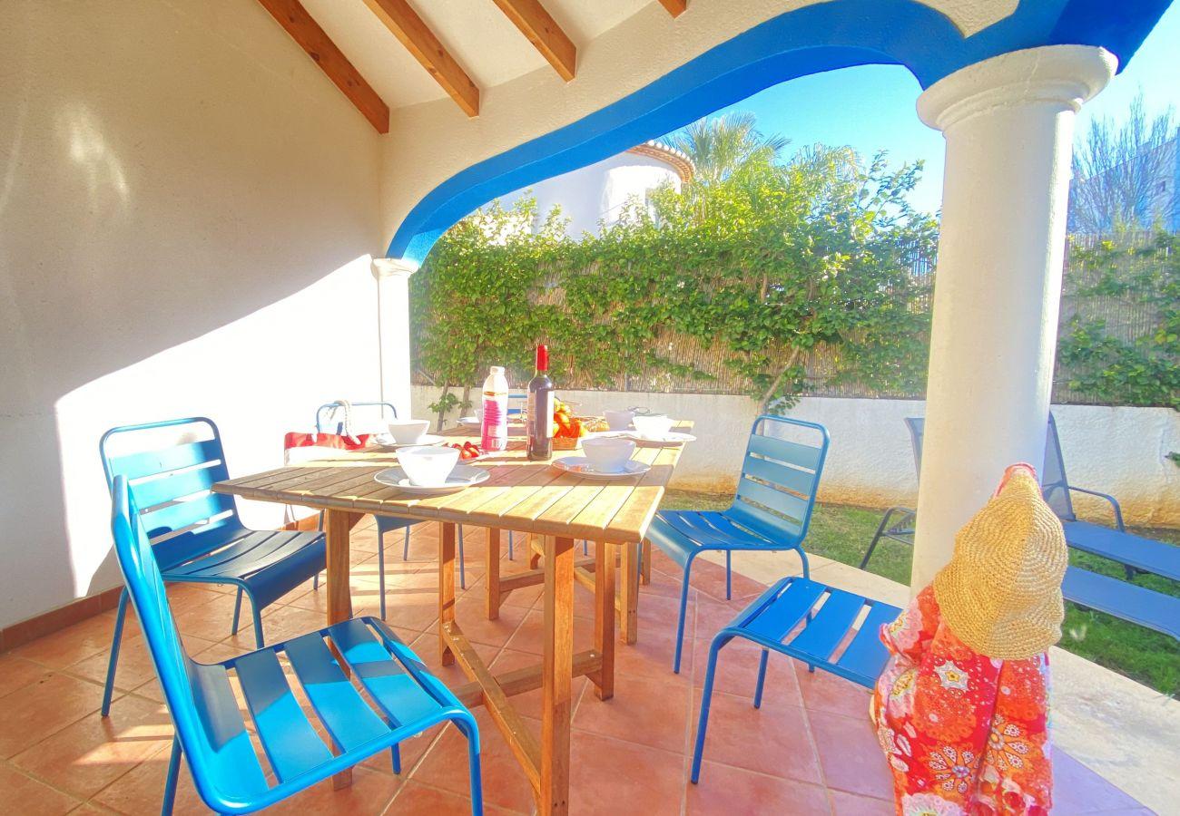 Villa in Denia - 0675 Molins Aries
