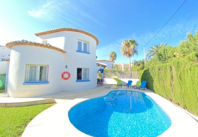 Villa/Dettached house in Denia - 0680 Molins Virgo