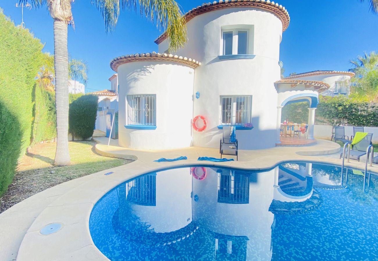 Villa in Denia - 0680 Molins Virgo