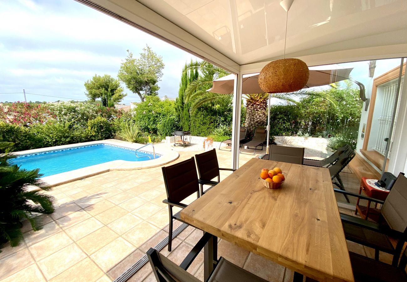 Villa in Javea - 0211 RONCADELL
