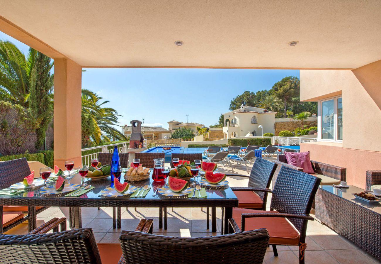 Villa à Moraira - 3381 - ANGELA FLORES