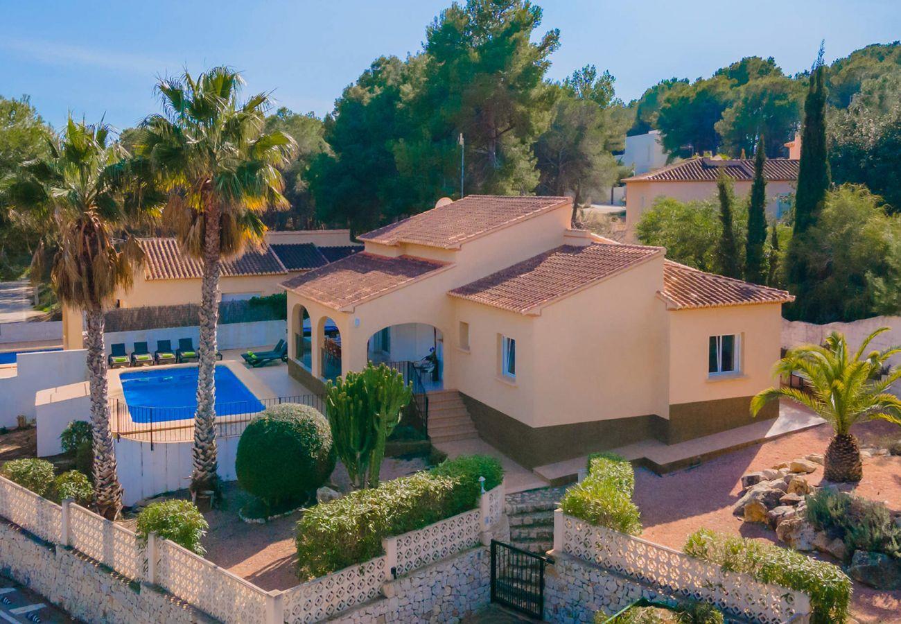 Villa à Teulada - 3384 - ASTRET
