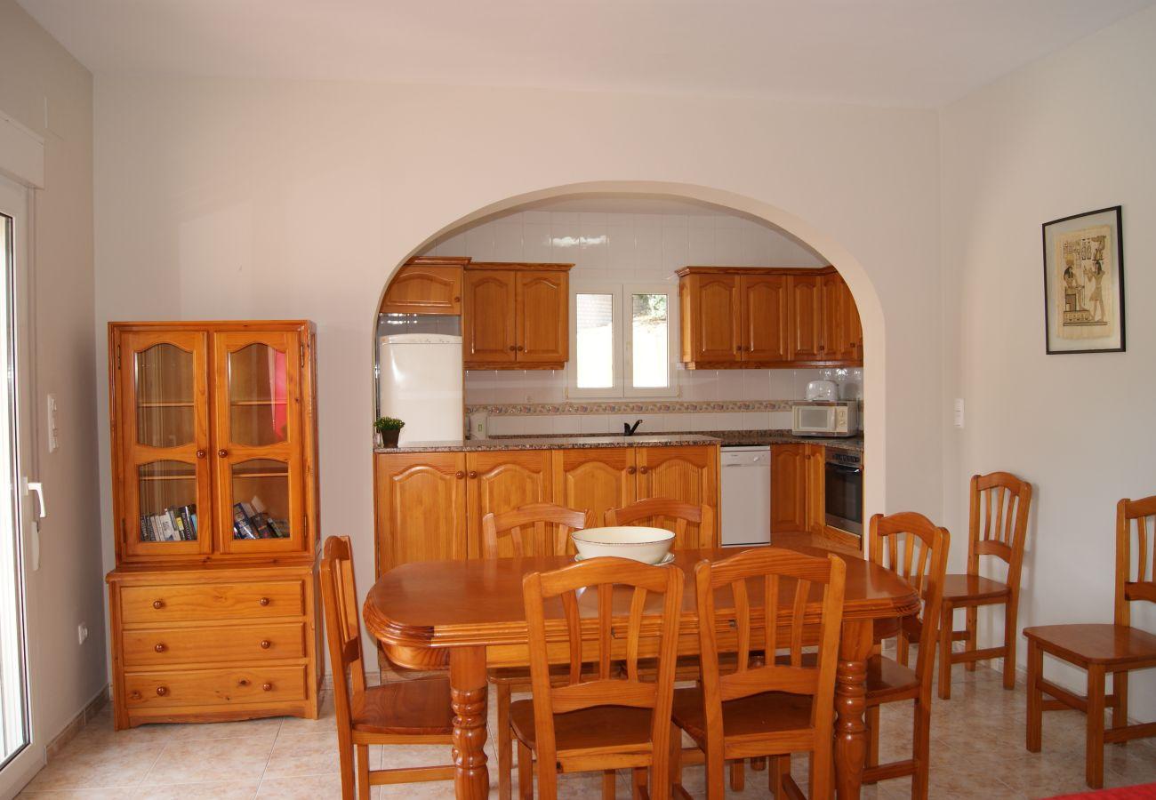 Villa à Benissa - 3315 Villa Carolina