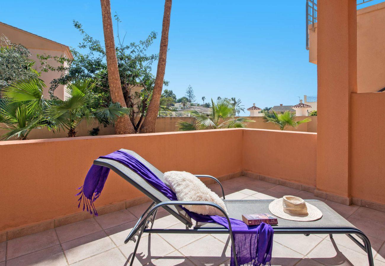 Villa à Moraira - 3380 - MAR FLORES