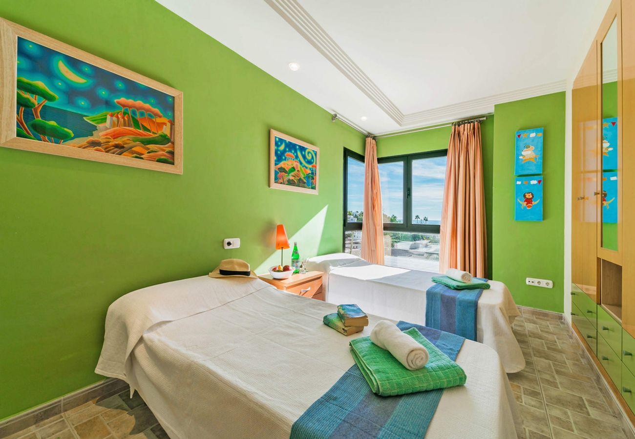 Villa à Moraira - 3379 Portichol Amanacer