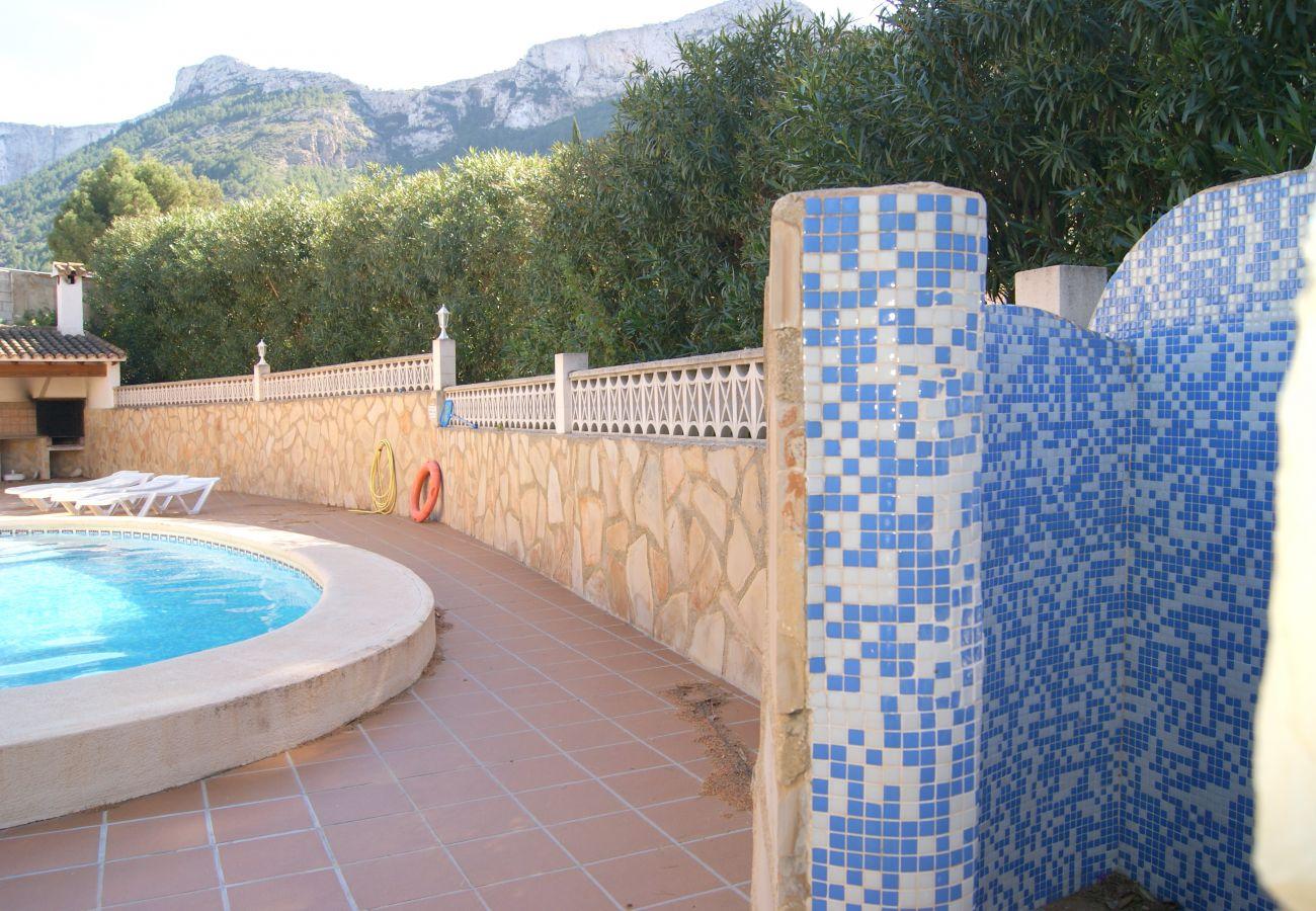 Villa à Denia - 0538 - EFAISTOS