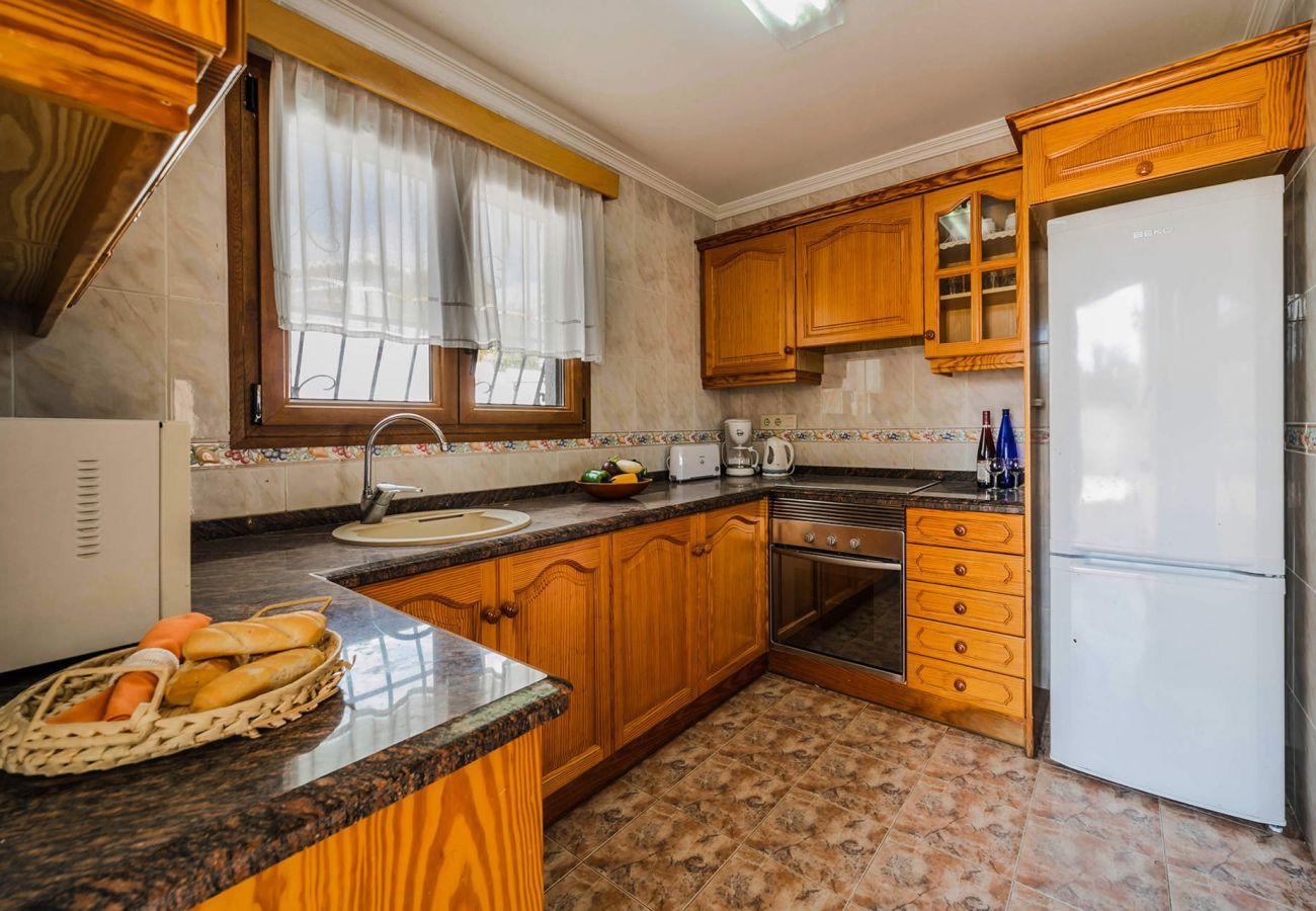 Villa à Moraira - 3060 - ELCHE