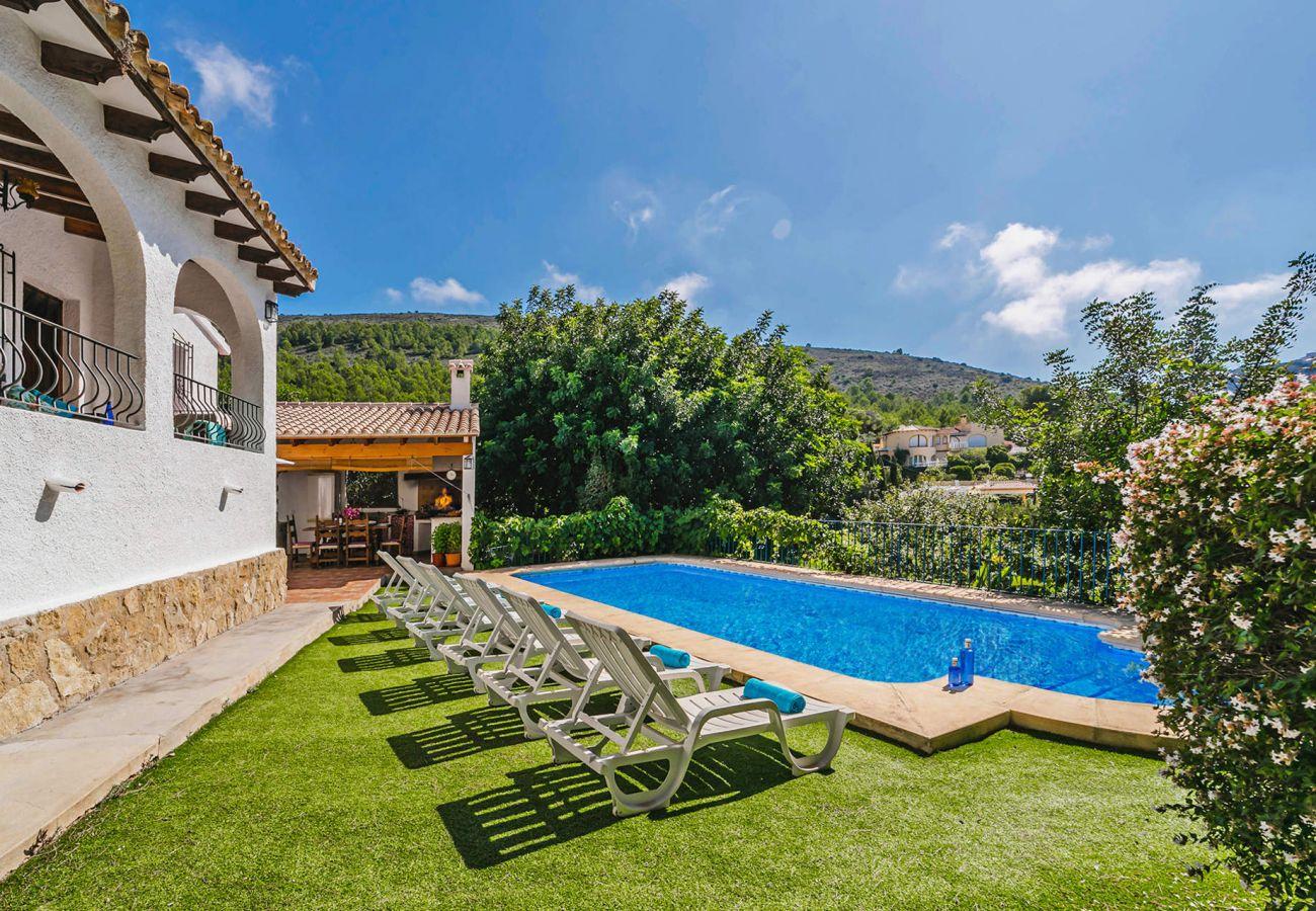 Villa à Moraira - 3041 - CASA JAUME