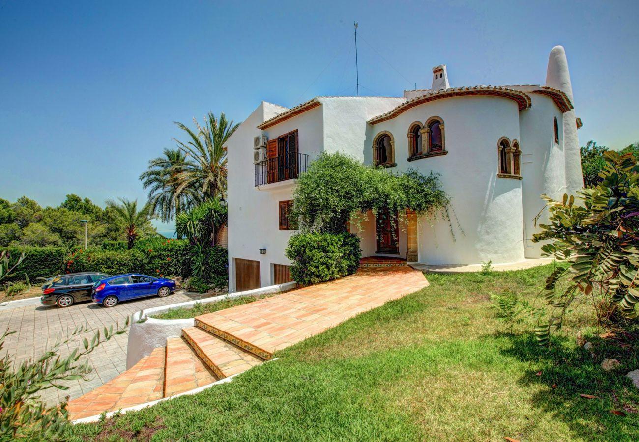 Villa à Javea - 0327 - CAU