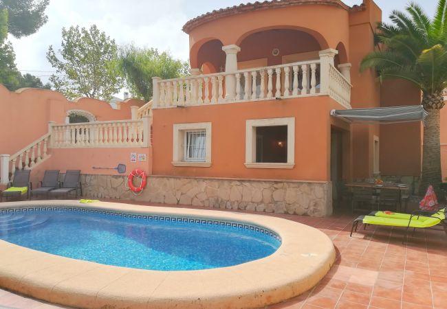 Villa à Javea / Xàbia - 0301 - MARACUYA