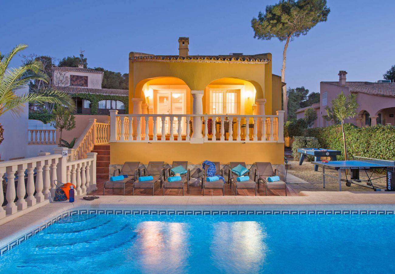 Villa à Javea - 0308 - BANANA