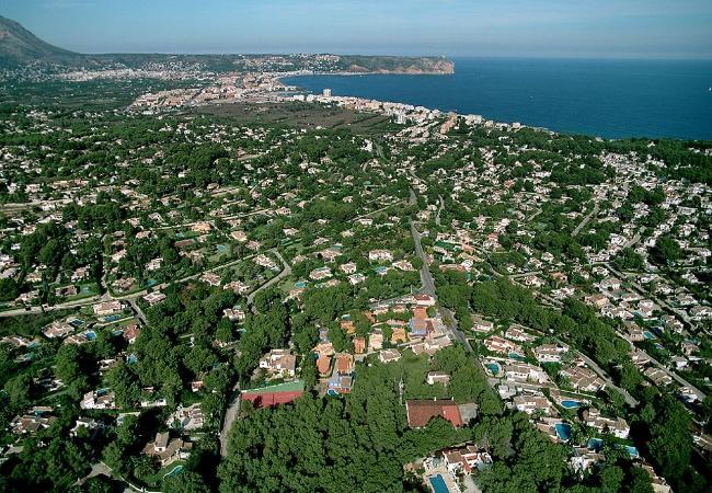 Villa à Javea - 0310 PIÑA -Monte Verde-