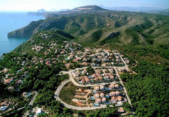 Villa à Javea - 0355 COMINO  -Monte Javea-