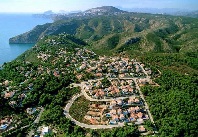 Villa à Javea - 0358 HINOJO -Monte Javea-