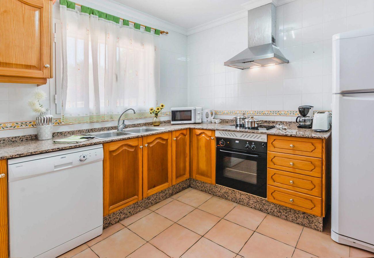 Villa à Javea - 0360 MELISA -Monte Javea-