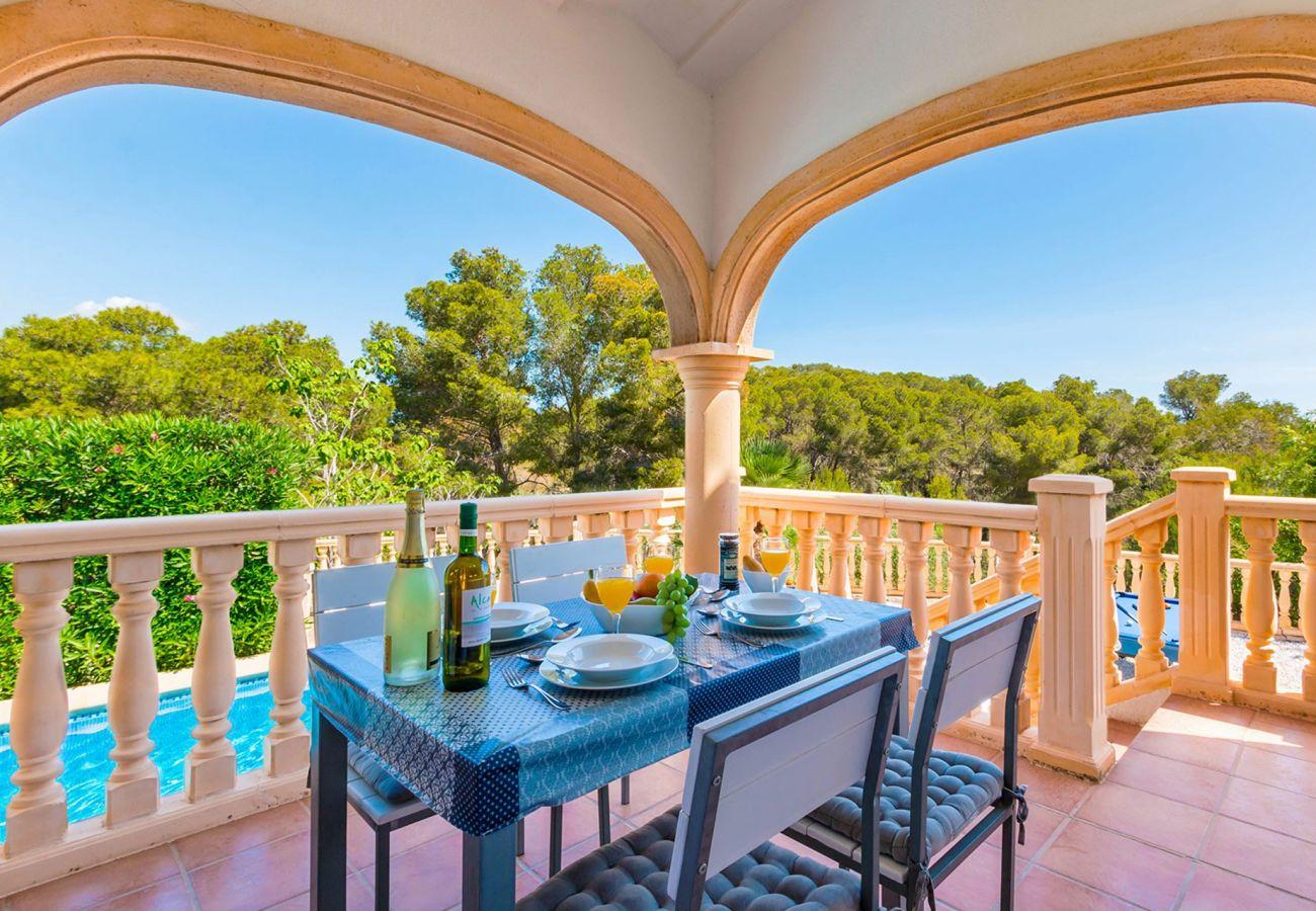 Villa à Javea - 0362 TOMILLO -Monte Javea-