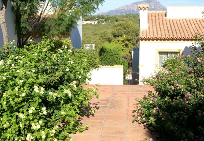Villa à Javea - 0353 AZAFRAN -Monte Javea-