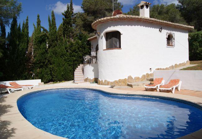 Villa à Javea / Xàbia - 0323 - ABETO
