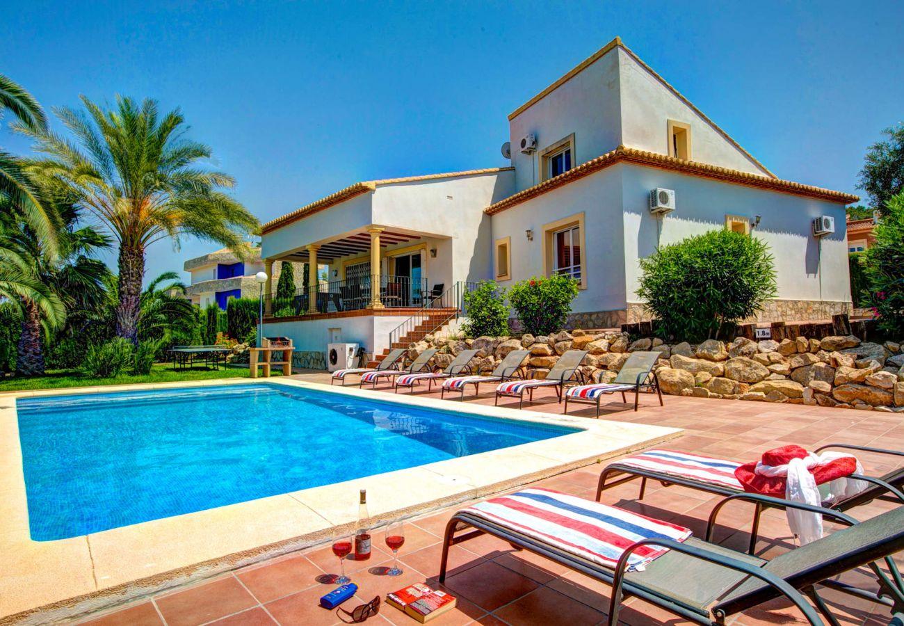 Villa à Javea - 0344 - CABRIEL