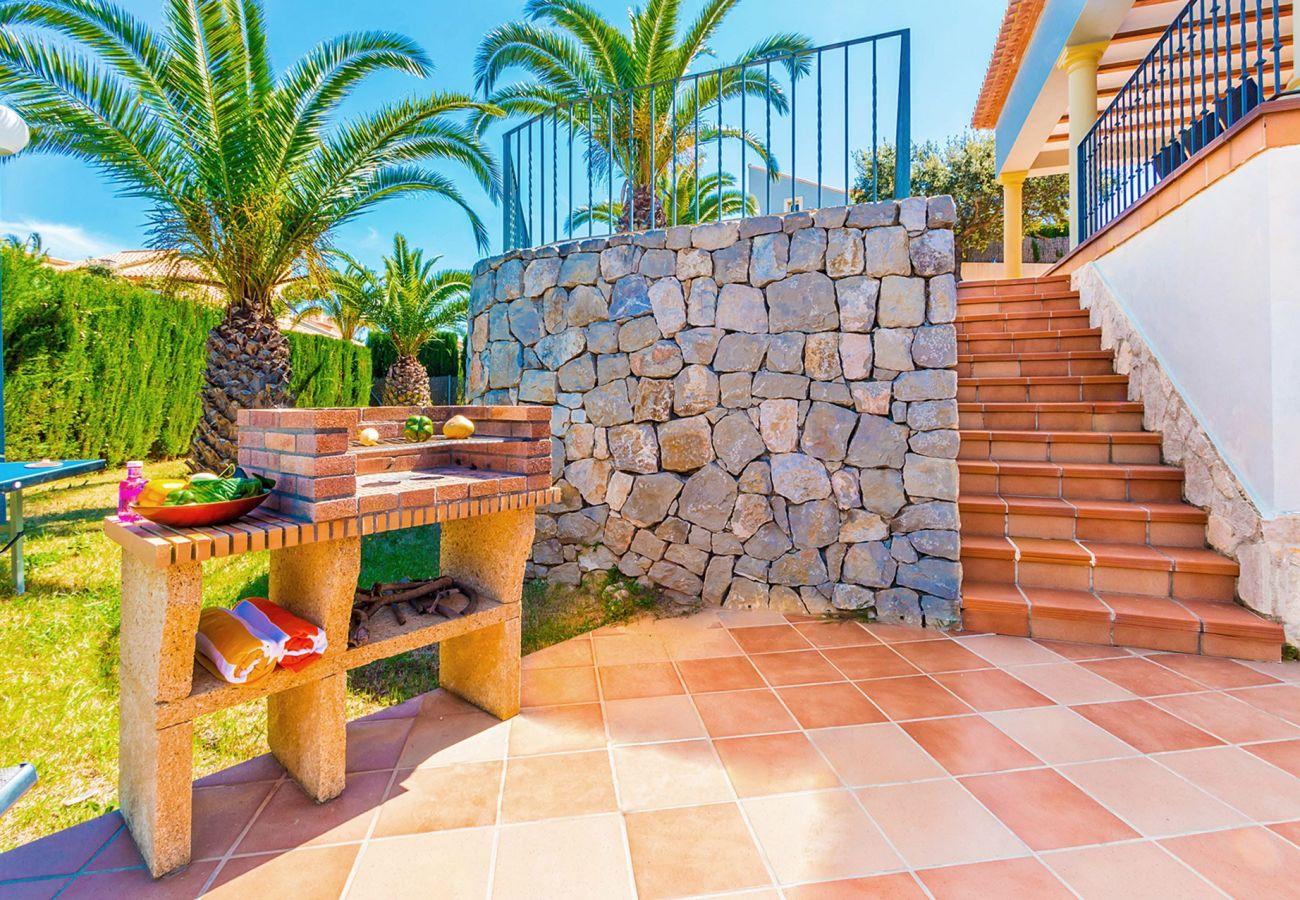 Villa à Javea - 0347 - CASTAÑO