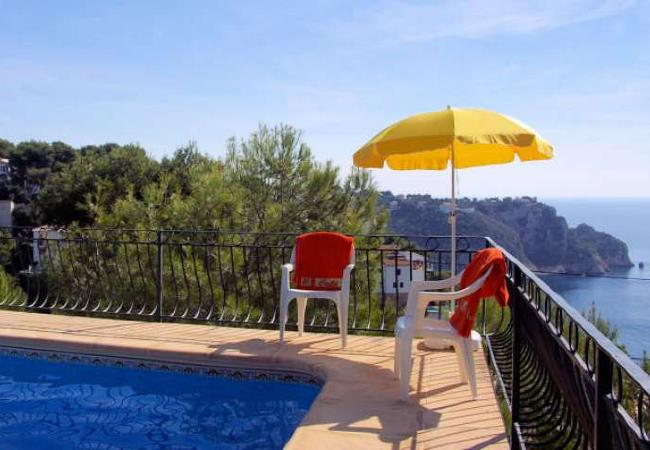 Villa à Javea - 0125 Villa La Marina