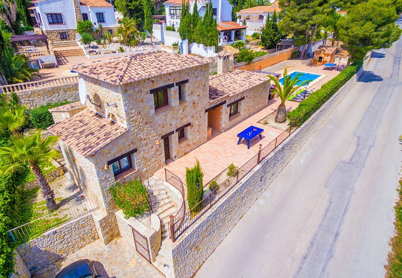 Villa à Teulada - 3382 - CAMBRA