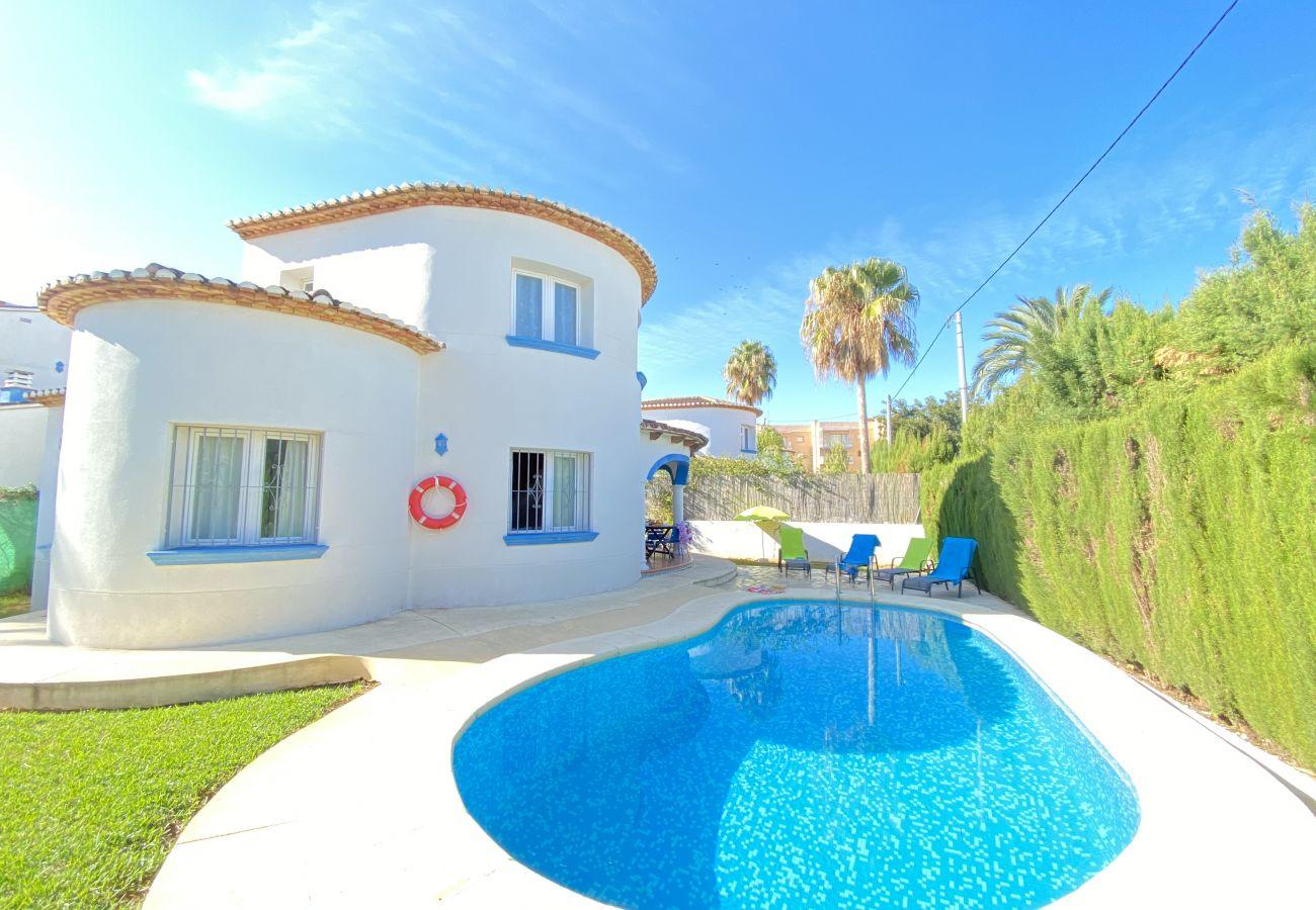 Villa à Denia - 0686 Molins Piscis