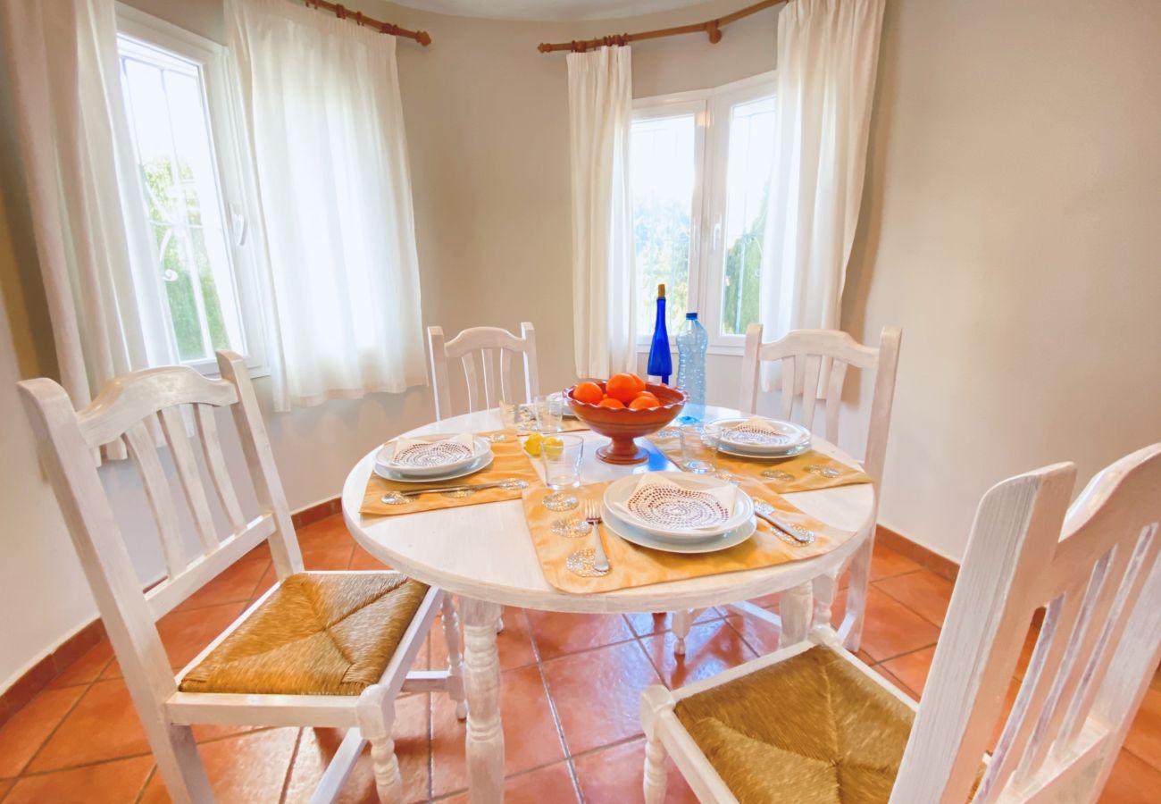 Villa à Denia - 0683 Molins Sagitario