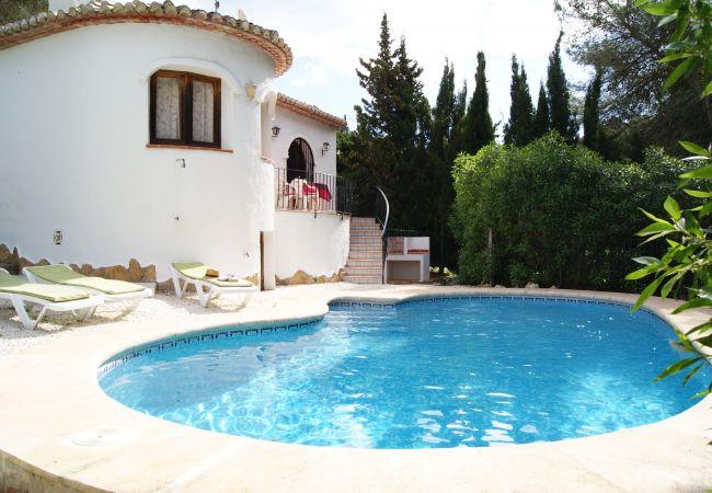 Villa à Javea / Xàbia - 0324 - CIPRÉS