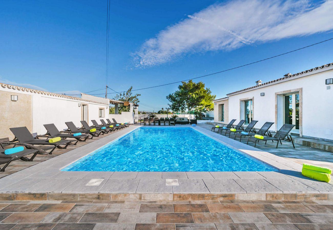 Villa à Teulada - 3002 - CASA TOSCA