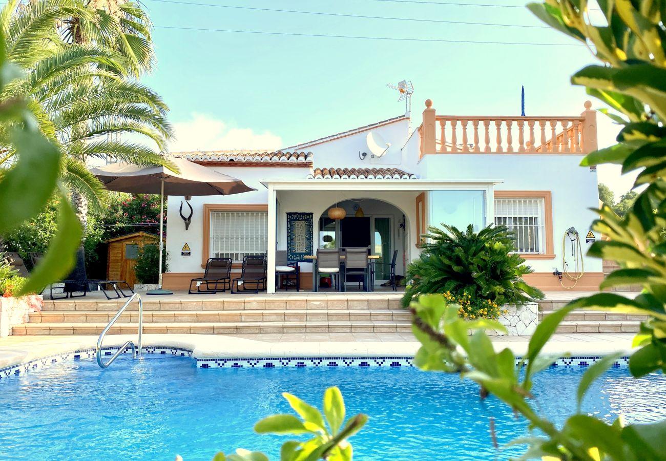 Villa à Javea - 0211 RONCADELL